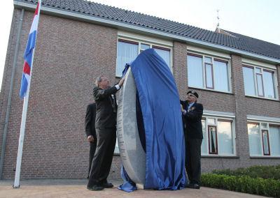 Arie van Veen monument 1
