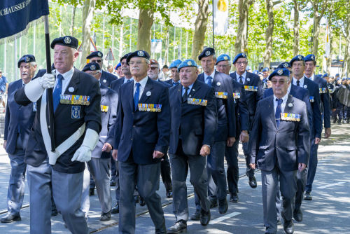 Veteranen > 2019 Veteranendag SMC detachement 500