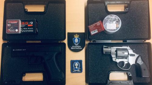 Wapens > wapens alarmpistolen