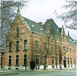 Brussel museum klein