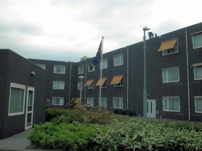 contactmiddag Amsterdam 2009 brigade gebouw